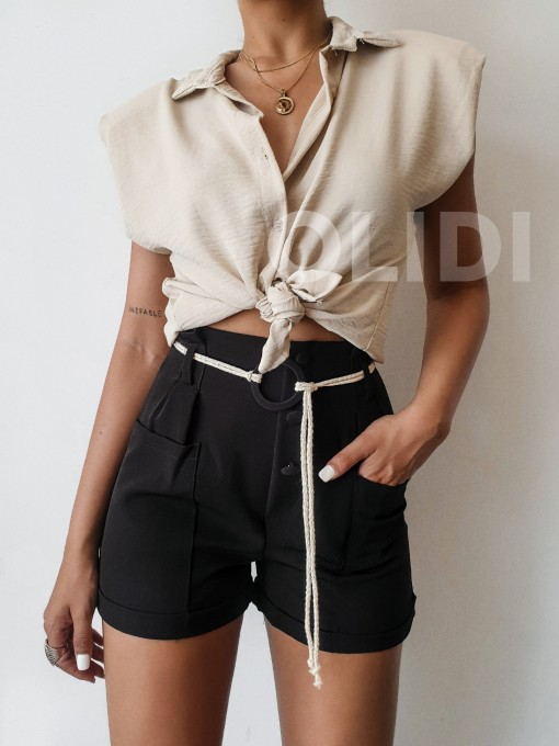 Short Eloisa - Negro