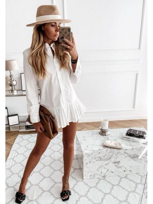 Vestido camisero Olivia