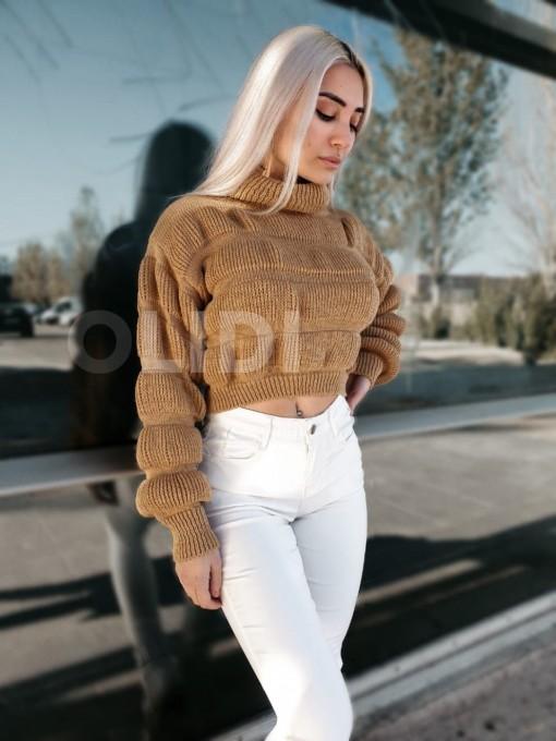Jersey Sharon - Camel
