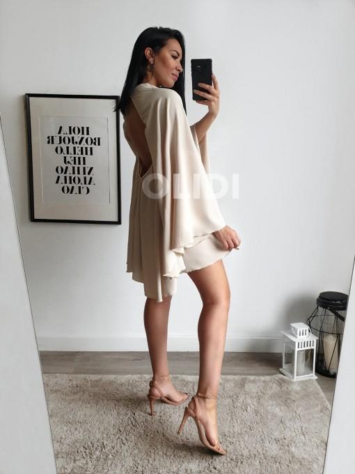 Vestido Julieth - Beige