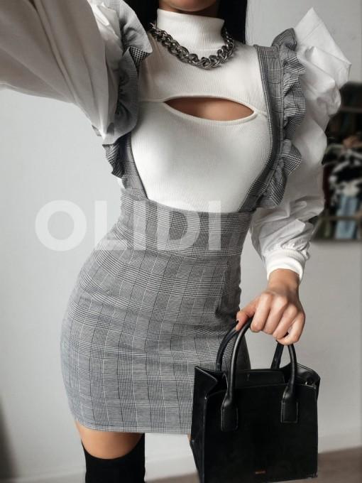 Vestido - Grey