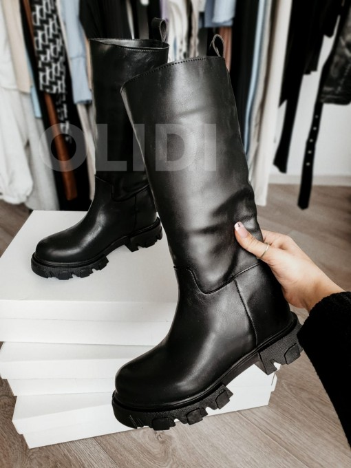copy of Botas Marsella - Black