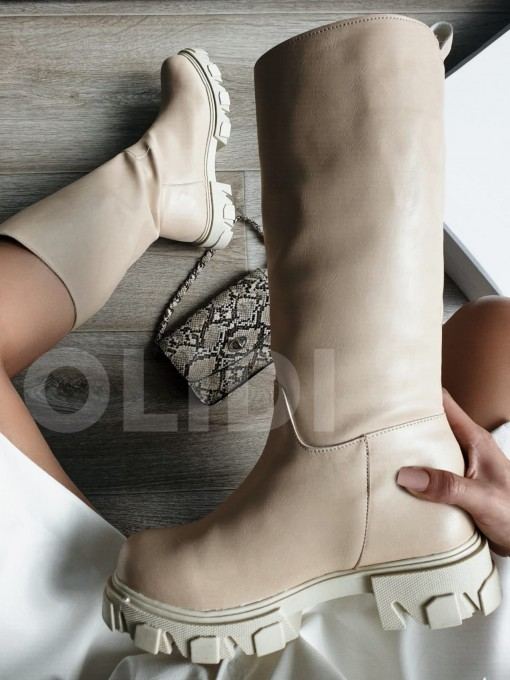 copy of Botas Marsella - Beige