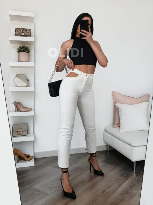 Pantalón - White
