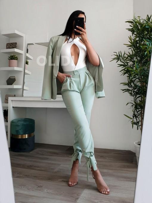 Pantalón Idaira - Verde claro