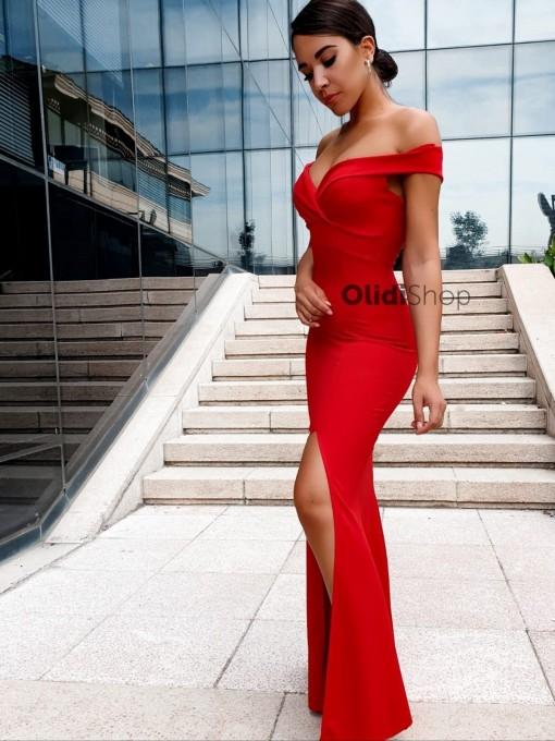 Vestido Princesa - Rojo