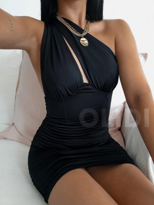Vestido Elody - Negro