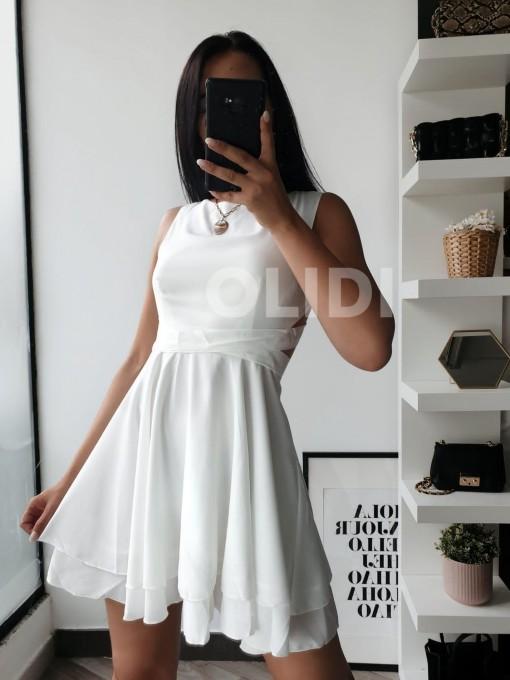 Vestido Andrea - Blanco