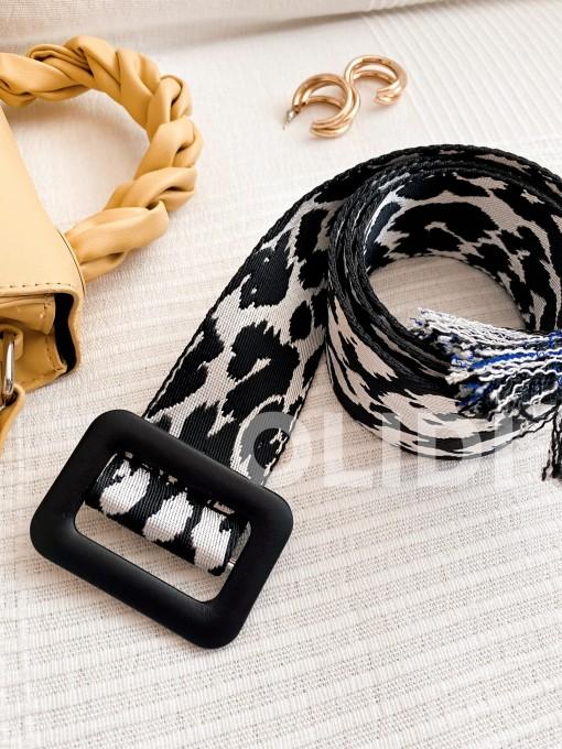 Cinturón Azteca - Negro