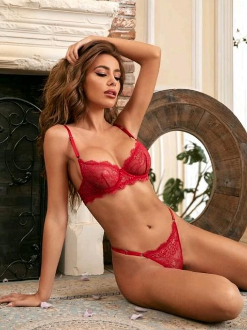 Conjunto lencero Valentina