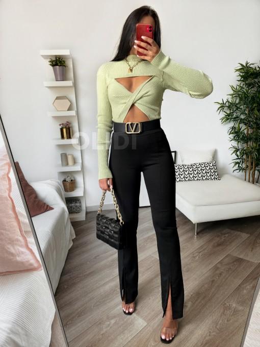 Pantalón Ainhoa - Negro