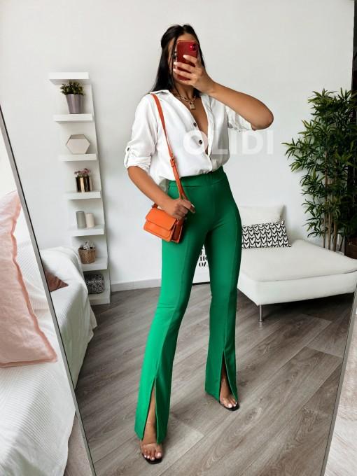 Pantalón Ainhoa - Verde
